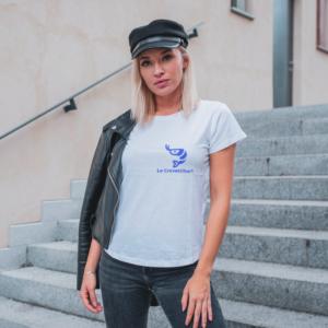 T-Shirt personnalisable Le Crevettilus