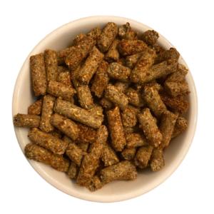 Pellets protéines, minéraux, Paprika